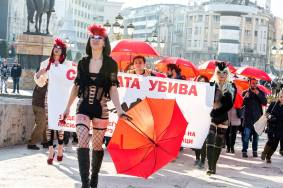 17 of December march in Skopje, Macedonia. Photo credit: STAR-STAR, Macedonia
