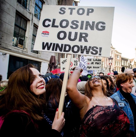Stop closing our windows!